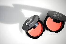 make up for ever hd second skin cream blush