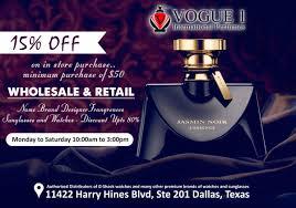 Wholesale Designer Perfumes Usa
