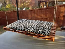 plans simple decorations outdoor hanging bed plans outdoor hanging