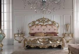 gold bedroom furniture. gold and silver leaf bedroom furniture - classic l