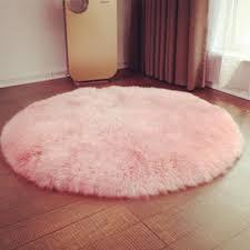 Light Pink Fluffy Rug 5 99 Aud Light Pink Fluffy Mat Rugs Kids Soft Girl Boy