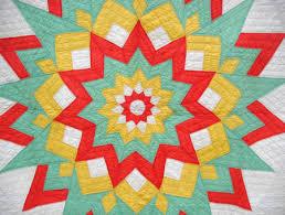 11 Point Starburst Quilt from Sharon's Antiques | Star Quilts ... & 11 Point Starburst Quilt from Sharon's Antiques Adamdwight.com