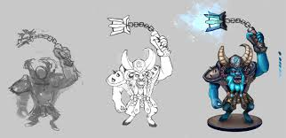 spirit breaker dota 2 steps by shaoran100 on deviantart