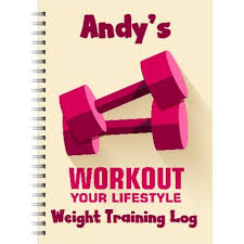 weight training log book weight training log 2 web images cover 500x500 jpg