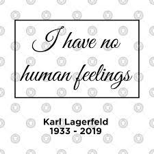 Karl Lagerfeld Size Chart Feelings