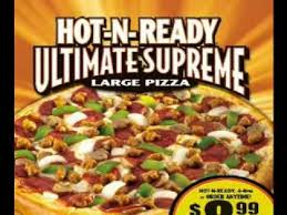 little caesars supreme pizza. Exellent Supreme Ultimate Supreme Pizza Now Just 899 Throughout Little Caesars S