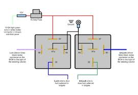 how to connect tailgate to central locking d22 d40 nissan report this image