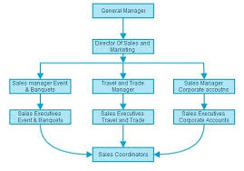 Sales And Marketing Department Chart Pin By Setupmyhotel Com On Hotel Sales And Marketing Sales