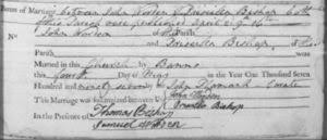 Priscilla (Bishop) Worden (1771-1823) | WikiTree FREE Family Tree