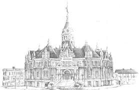 architecture buildings drawings. Custom Pen And Ink Art Sketches Or Pencil Drawings Of Houses, Farms, Historical Architectural Buildings, Artist For Hire Stratford Ontario Canada Architecture Buildings