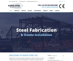 Web Designer Beckenham Rapid Steel Beams Steel Websites In Bromley And Croydon