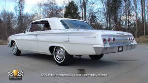 134586 / 1962 Chevrolet Impala SS - YouTube