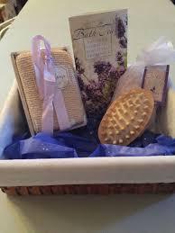 5 piece spa gift baskets lavender scent miami fl