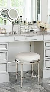 Vanity Stools For Bathrooms Stunning Bailey Vanity Stool In 48 Holiday Gift Wish List Pinterest