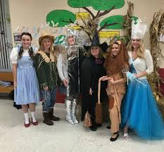 Attractive Teacher Group Costume Ideas Wizard Of Oz
