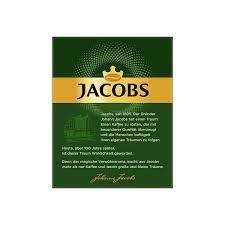 Jacobs löslicher Kaffee Krönung, 160 Instant Kaffee Sticks, 8er Pack, 8 x  20 Getränke : Amazon.de: Lebensmittel & Getränke