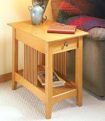 table design plans end table designs plans craftsman end table project woodworking in woodworking end tables