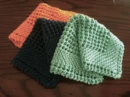 Knit Dishcloth Pattern Stunning 48 Knit Dishcloth Patterns For Beginners