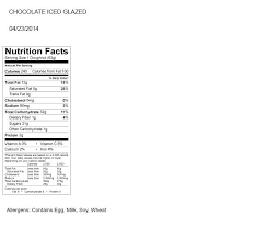 iced coffee nutrition facts dunkin donuts nutritional value donuts dunkin donuts pumpkin donut weight watchers