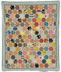 2520 best English paper piecing images on Pinterest | Hexagon ... & Quilts & Purse Patterns Using Hexagons, Clamshell & English Medallion  Piecing & Applique Adamdwight.com
