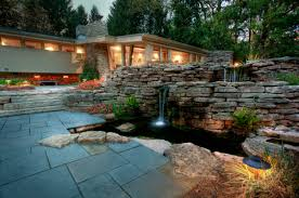 koi pond lighting ideas. sublime koi pond designs and water garden ideas for modern homes latest small lighting waterfalls in home pics ponds gardens o