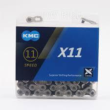 <b>KMC X11</b>.<b>93</b> Chain 11 22 33 Speed <b>Mountain Bike</b> Bicycle Chain ...