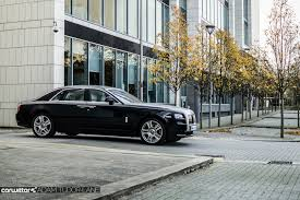rolls royce ghost black 2015. 2016 rolls royce ghost series 2 review side scene carwitter black 2015 l