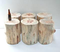 tree trunk furniture for sale. Tree Trunk Stool Furniture Diy Tables For Sale .