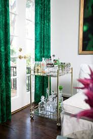 how to incorporate emerald green into your home decor shell