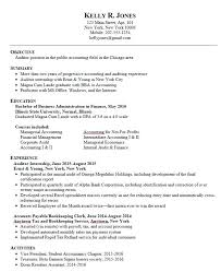 Sample Accountant Resume Inspiration Sample Accountant Resumes Accountant Resume Sample Sample Accounting