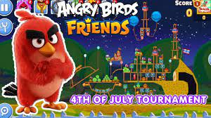 Angry Birds Fans - Angry Birds Friends Halloween 2019 - THE AD-HAMS FAMILY  Walkthrough Gameplay