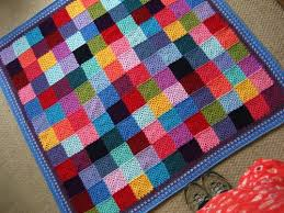 I love her colorful style - this looks straightforward and ... & the Granny Patchwork blanket, Attic 24 Adamdwight.com