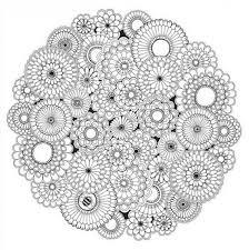 Mandala Da Colorare Difficili Cerca Con Google Mandala Disegni