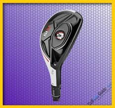 Taylormade R15 Adjustment Chart Taylormade R15 Rescue Golf Club Review