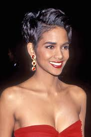 Halle Berry Hairstyle Photos