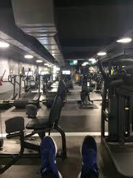 photo of fitness park paris france leg day