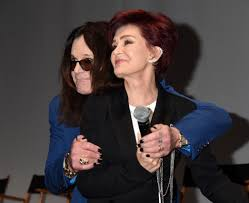 eventually it was just too much for sharon osbourne and her family stepped in to help her