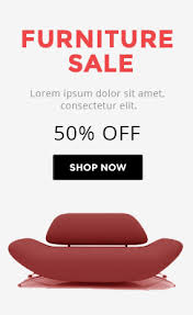 furniture sale banner. Furniture Sale Banner X