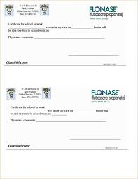 Doctor Notes For Work Free Free Printable Doctors Note For Work Template Business