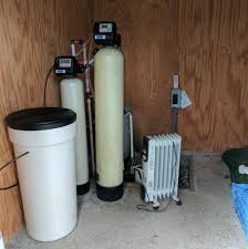 New Water Softener New Asheville Customer Gets Water Softener Iron Filter