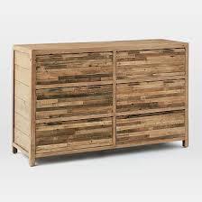 reclaimed bedroom furniture. bay reclaimed pine 6drawer dresser bedroom furniture o