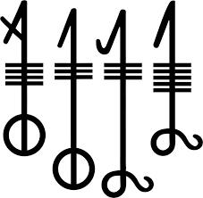 скандинавские символы и их значение Fjord викинги руны