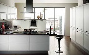 white contemporary kitchen awesome contemporary kitchen with white cabinets kitchen great brillia