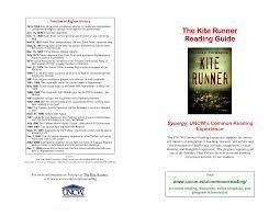 the kite runner cliff notes sparknotes for kite runner