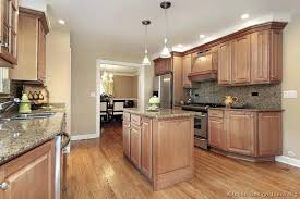 kitchen color ideas with light oak cabinets. Kitchens With Oak Cabinets Amazing Download Wood Floors In Kitchen Intended For Light Color Ideas