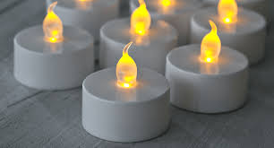 Craft Projects Using The T Light Candles Battery Operated Tea Light Diy Projects Northern Lights