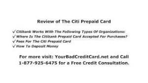 Applynowcredit.com has been visited by 10k+ users in the past month Review Of The Citi Prepaid Card Youtube