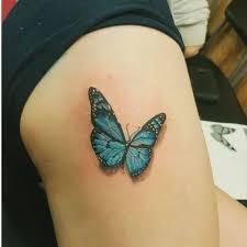 Papillon 3d 3d Butterfly Artist Max Tatouage Martys Shop