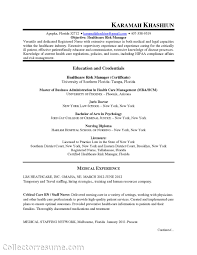Chief Compliance Officer Resume Healthcare Sle Hipaa Privacy