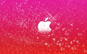 cool apple logos hd. apple logo in pink glitters wallpapers hd cool logos hd